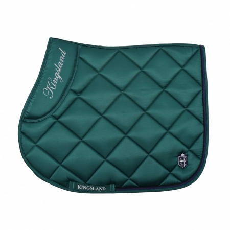 KLcarin Saddle Pad With Coolmax Emerald Sprang/Dressur